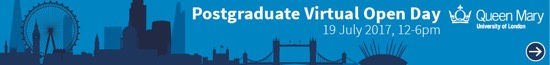 Postgraduate Virtual Open Day