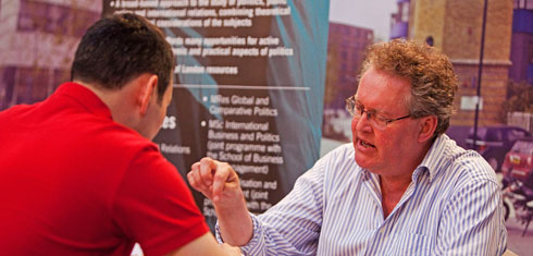 Postgraduate Open Evening One to One