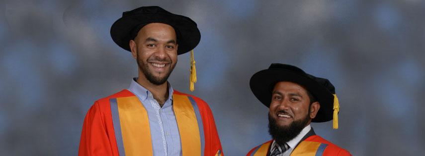 Assan Ali and Mohammed Nurull Islam