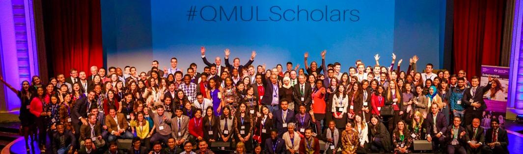 International Scholars reception