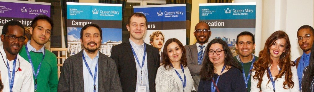 Group of chevening students