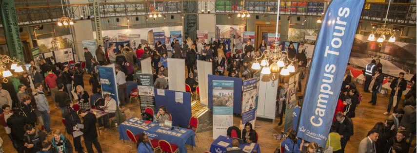 Postgraduate recruitment event