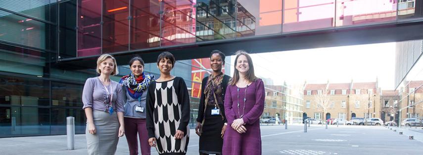 Members of research team