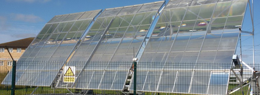A revolutionary solar thermal technology will be tested in Mexico