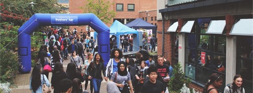 Students Freshers Fair