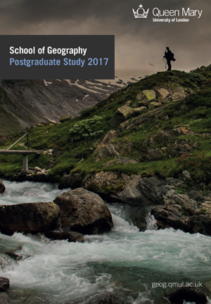 School of Geography - Entry 2015
