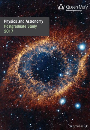 School of Physics and Astronomy - Entry 2015