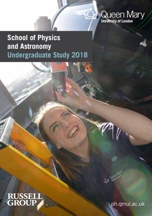 School of Physics - Entry 2017