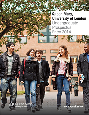 Undergraduate Prospectus - Entry 2014